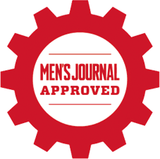 Mens Journal Approved