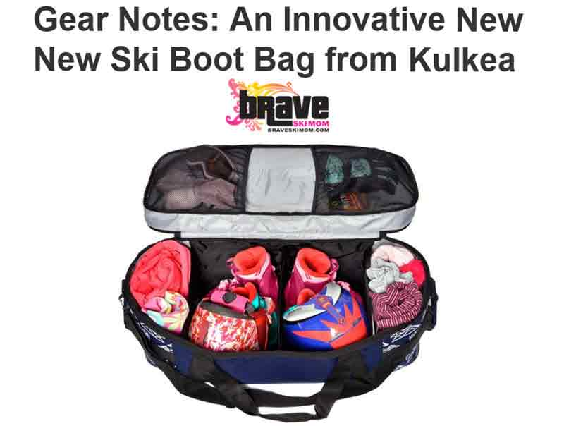 Tandem Ski Boot Duffle Bag Review Brave Ski Mom