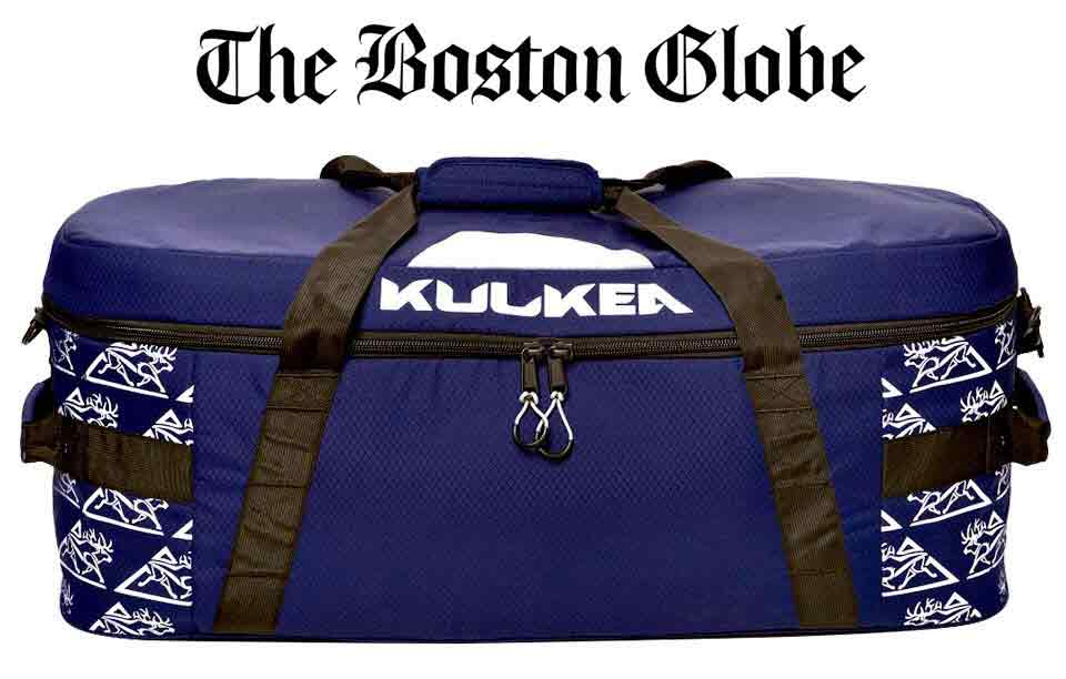 TANDEM Ski Duffle Bag Review Boston Globe