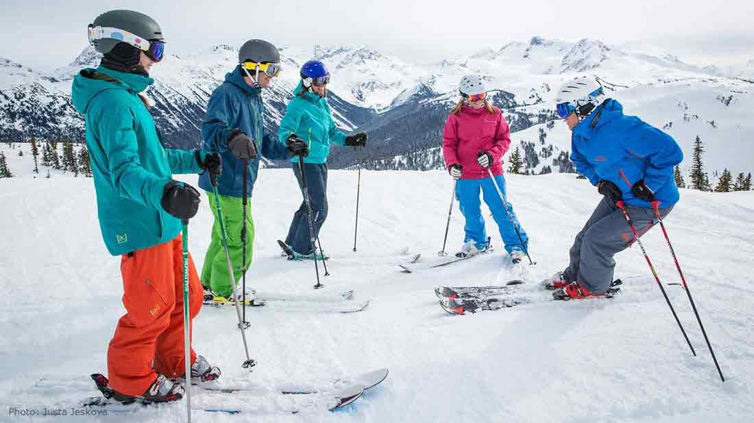 Find Ski Instructor Jeskova Kulkea