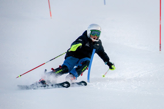 Finding Your Inner Downhill Racer