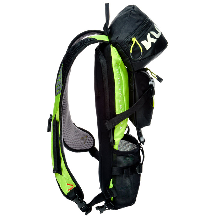 Day Hike Backpack Micro Pack Kulkea Neon