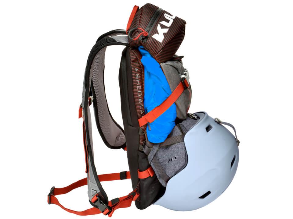 Kulkea Micro Pack Jacket Helmet Holder 5718