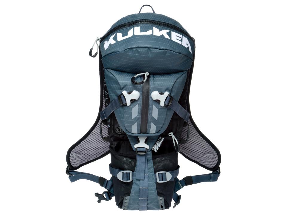Micro Pack All Terrain Backpack Smoke Blue Black Kulkea 5222