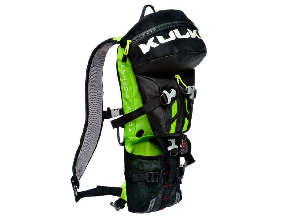 Micro Pack Multi Sprort Backpack Neon Green Kulkea 5197