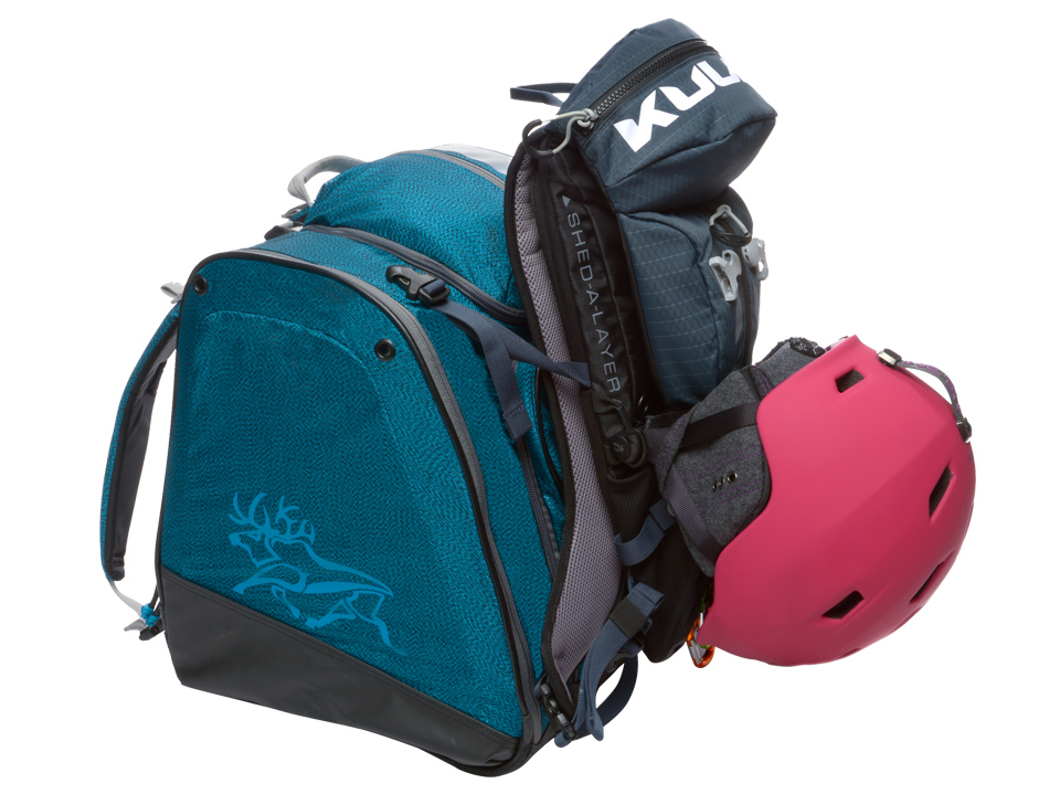 Micro Pack Piggyback Powder Trekker 5309