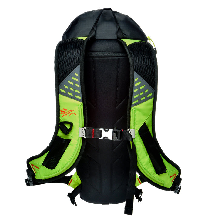 Trail Run Backpack Kulkea Micro Pack Neon