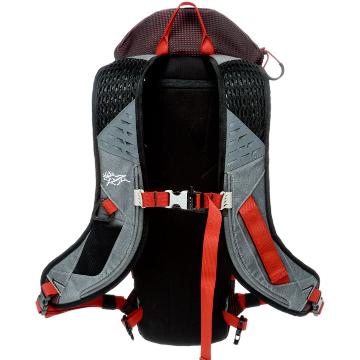 Trail Run Backpack Kulkea Micro Pack Red