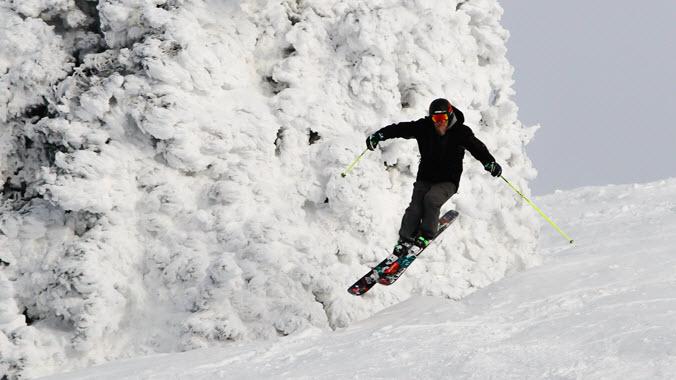 John Egan Kulkea Ambassador Ski