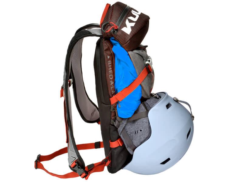 Kulkea Micro Pack Jacket Helmet Loops 5718 800×600
