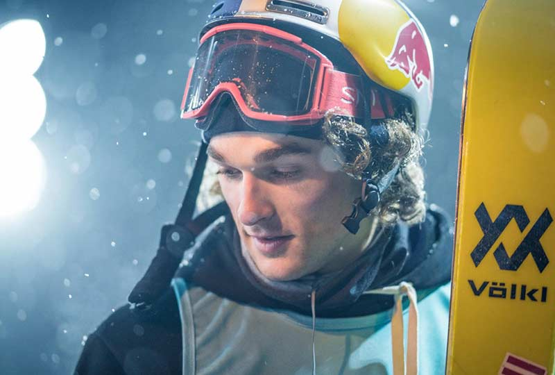 Kulkea Athlete Nick Goepper