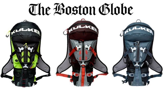 Ski Back Pack Kulkea Micro Pack Boston Globe