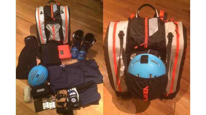 Thermal Trekker Review Kulkea Heated Ski Boot Bag