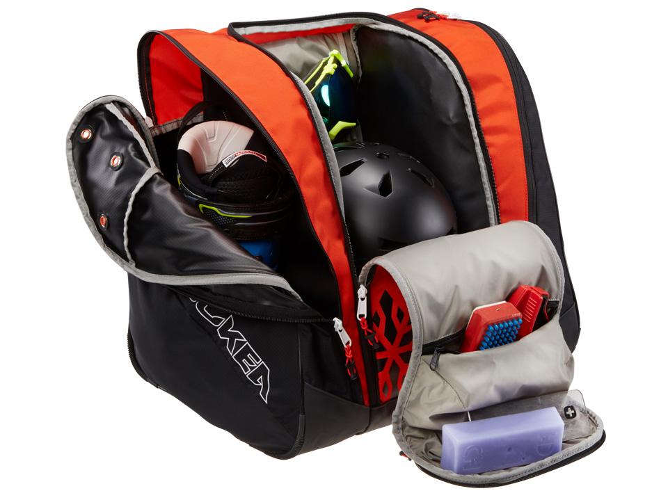 Racer Ski Boot Bag Sp Pro Kulkea