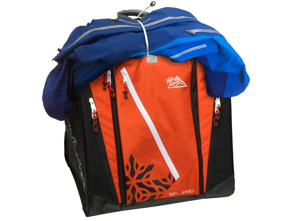 Ski Boot Bag Sp Pro Red Kulkea 1