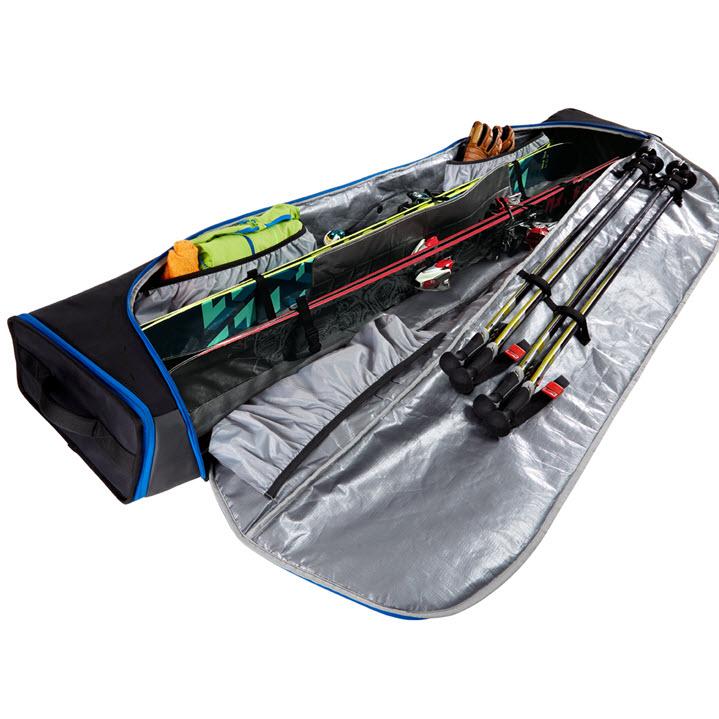 Best Double Ski Bag Kulkea Kantaja