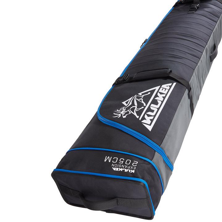Kulkea Large Double Wheeled Ski Bag Kantaja