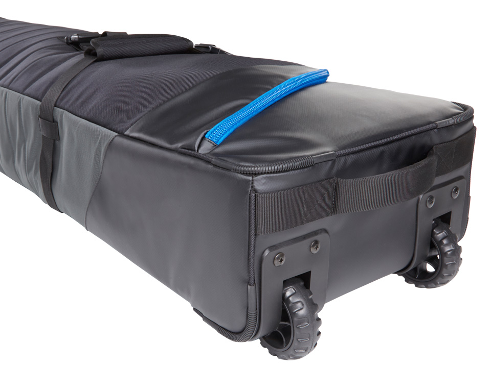 Wheeled Ski Bag Double Kulkea