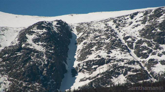 Extreme Skiing In New Hampshire?