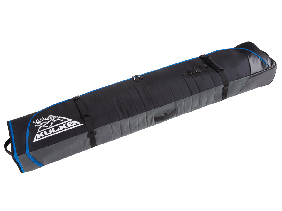 Wheeled Ski Bag Kantaja Double Roller Kulkea