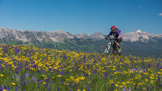 Mountain Biking Bozeman Mt1