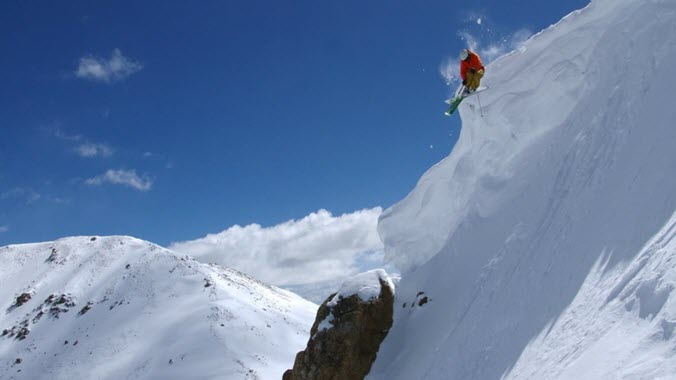 9 Of The Steepest Inbounds Ski Runs In Colorado