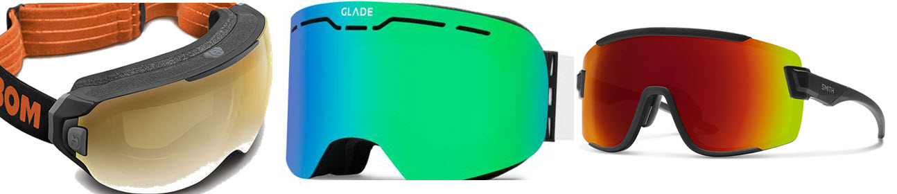 Ski goggles sunglasses 2019