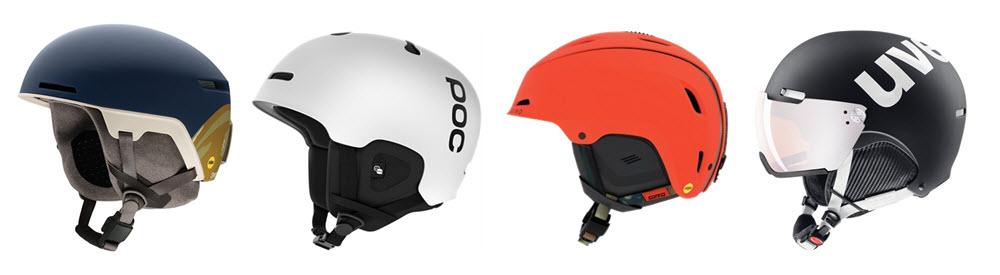 Ski Helmets 2019