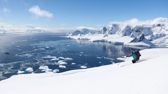 John Egan's Excellent Adventure To Antarctica