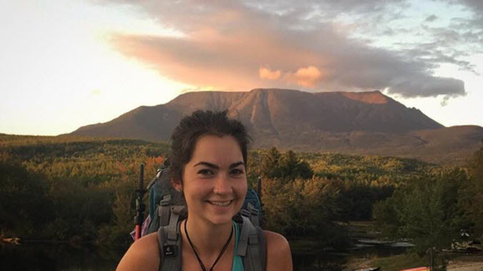 Hiking The Appalachian Trail: Jamie Worcester