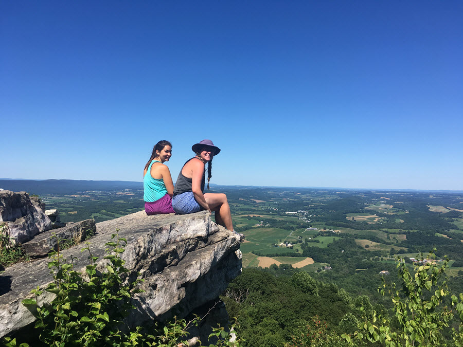 Appalachian Trail Vista