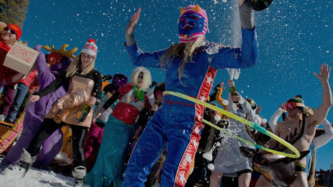 Aspen Spring Skiing