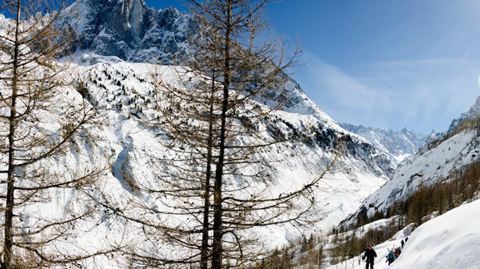 6 Iconic Ski Runs In The French Alps To Experience In Your Lifetime