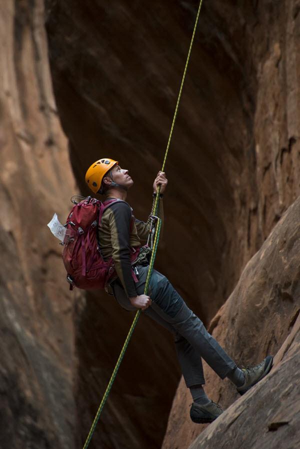 Canyoning Utah