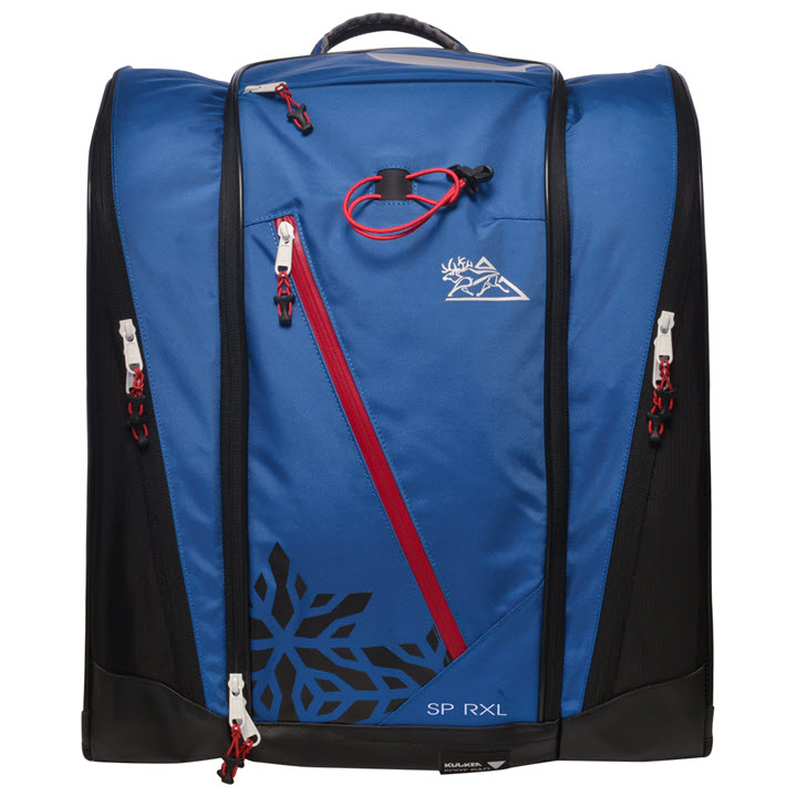Best Racers Ski Boot Bag SP RXL Kulkea Sapphire Blue