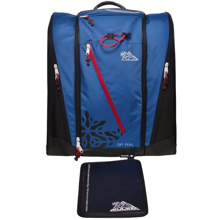 Boot Bag Ski Racers SP RXL Kulkea Sapphire Blue