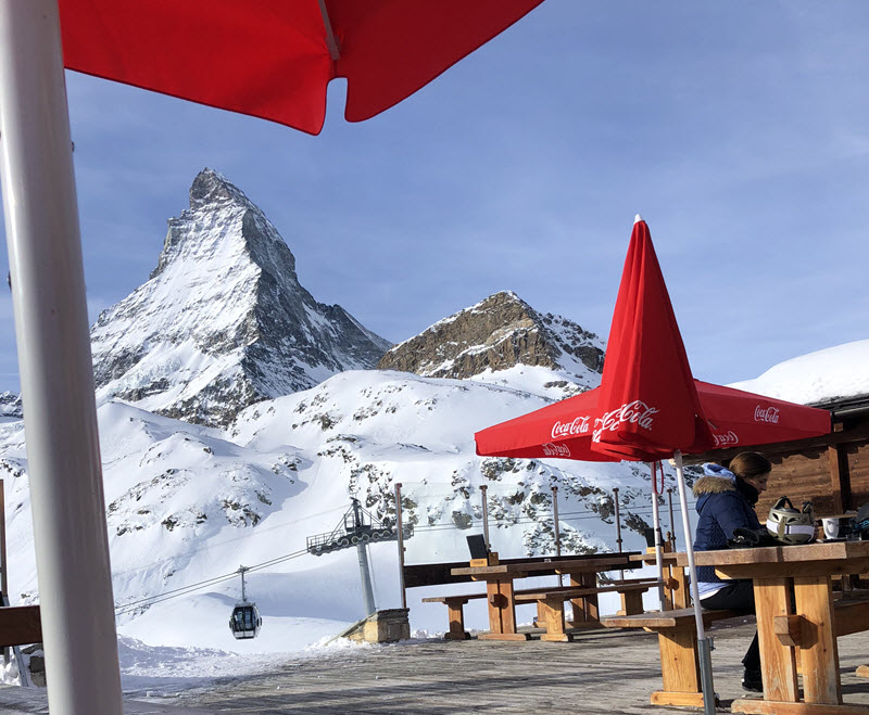 Zermatt Switzerland Matterhorn Ski