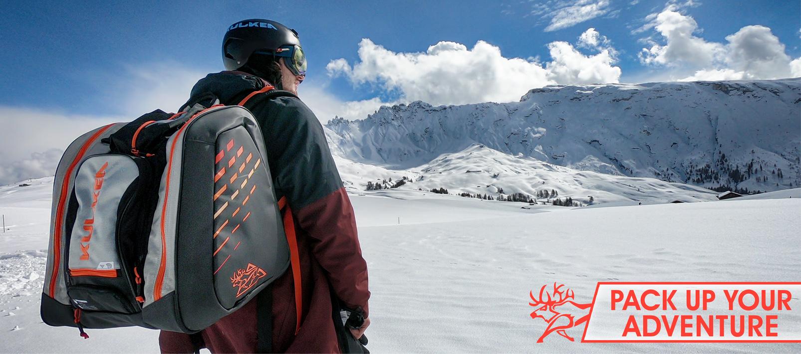 Kulkea Thermal Trekker - Best Heated Ski Boot Bag 2020