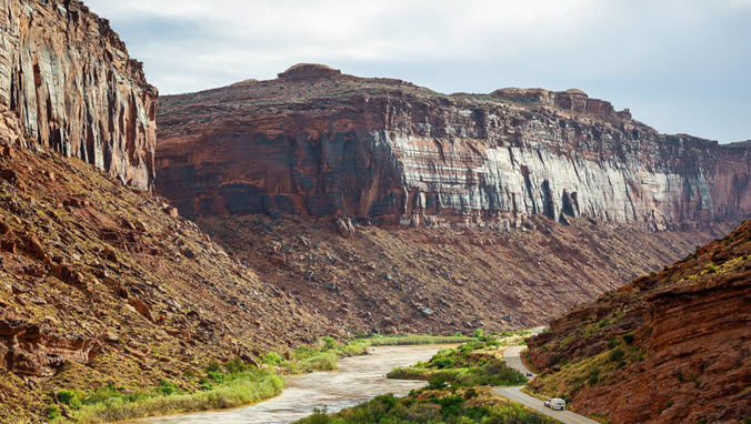Discovering The Scenic Byways Of Moab