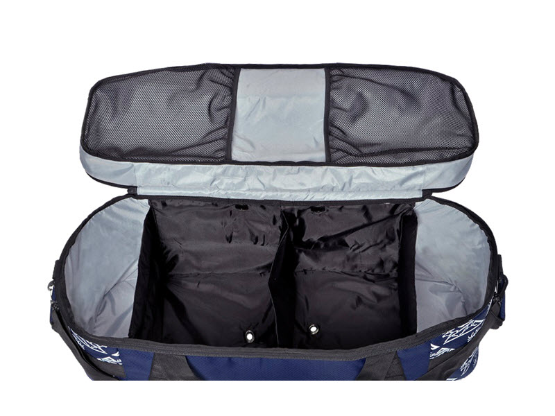 Ski Boot Duffel Bag Cooler Top Kulkea Tandem