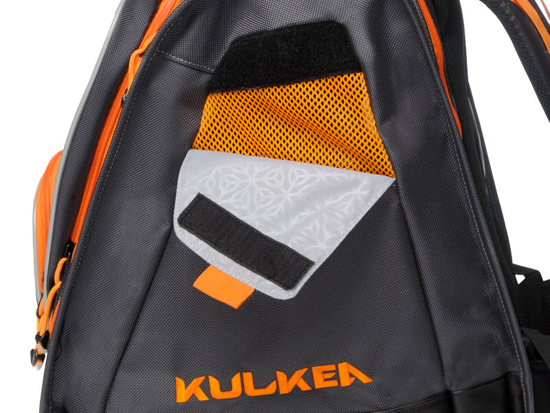 Ski Boot Vent Pockets Kulkea