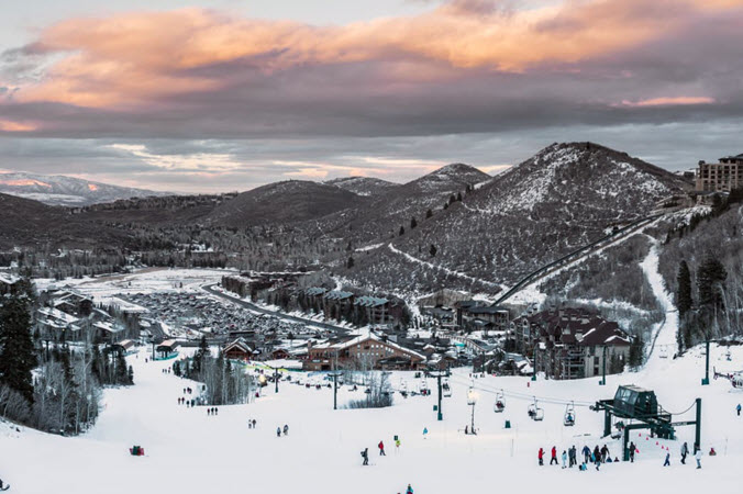 10 Eco-Friendly Ski Resorts Leading The Way For Sustainability In The U.S.