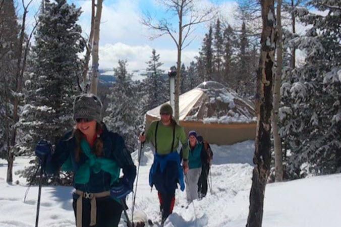 Yurt Ski Trip Trip Plan