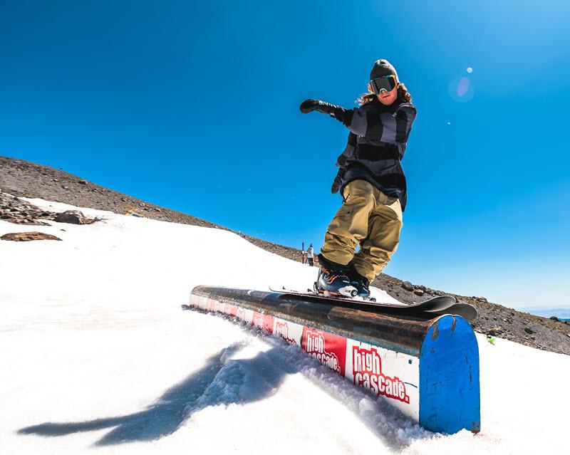 Lupe Hagearty Skier About Kulkea Team