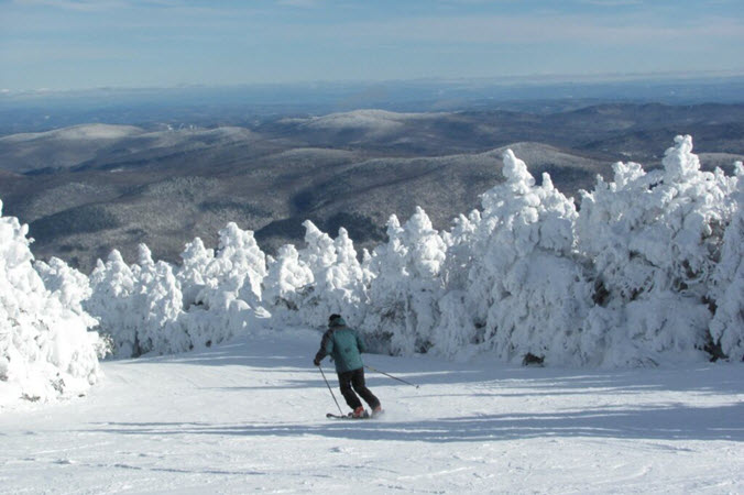 Pico Mountain VT
