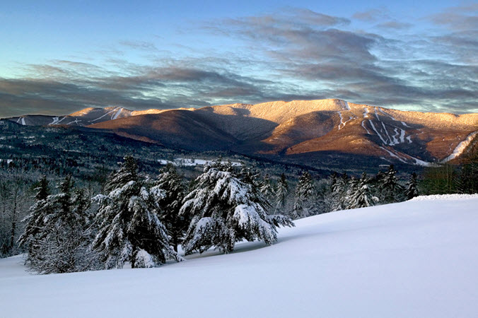 Vermont's Ski Highway To Heaven