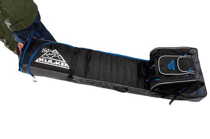 Kantaja Double Roller Ski Bag Review – NewSchoolers