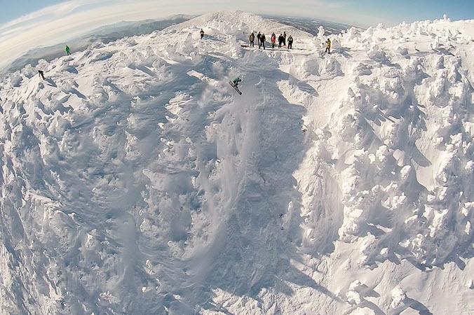Jay Peak Mountain VT