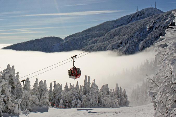 Stowe Mountain VT