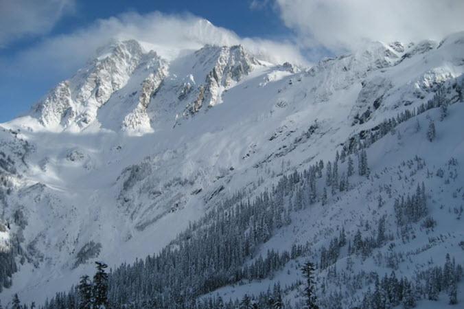 Mt Baker Wa